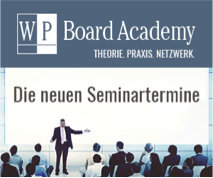 Board Academy: Seminare und Workshops
