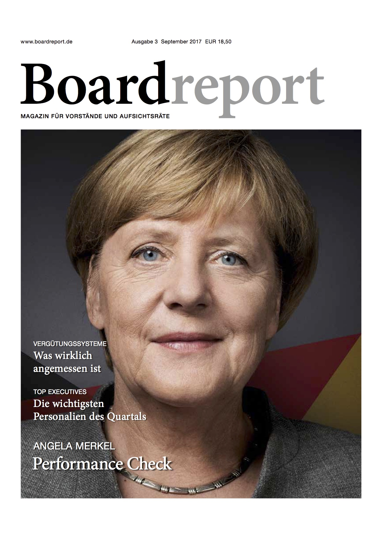 Boardreport Cover Ausgabe 3 2017