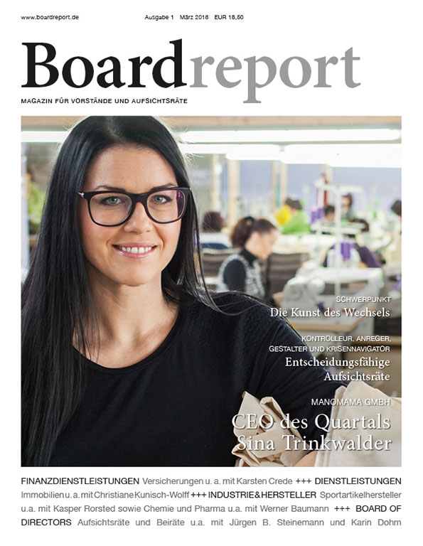 Boardreport 01 2015 Cover